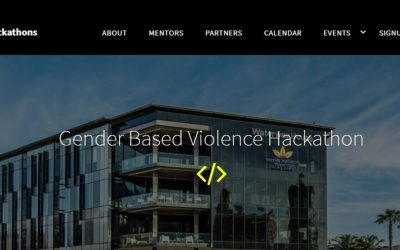Hackathon calls for tech solutions to gender-based violence